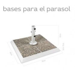 PARASOLES BASES   PARASOL
