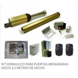 MOTORES CANCELAS  PUERTAS ARTICULADAS